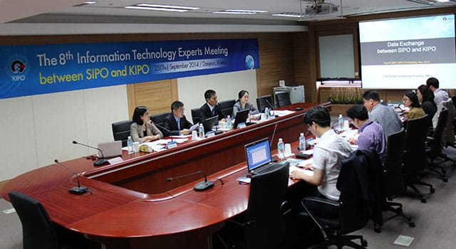 The 12th Meeting of the Joint Experts Groups for Automation among the JPO, KIPO and SIPO