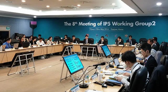 The 8th Meeting of IP5 Working Group2