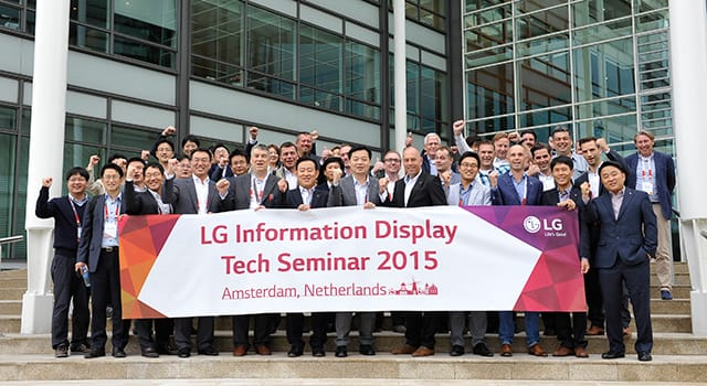LG Information Display Tech Seminar